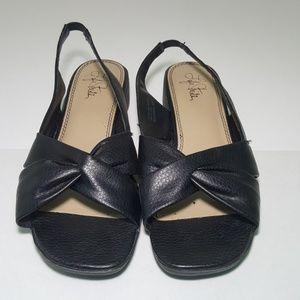 Life Stride Women's Size 8 W Slingback Sandals